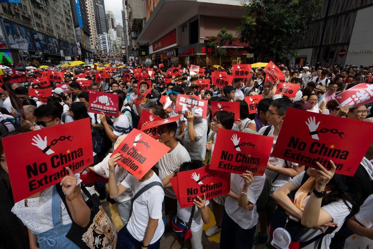 Zensur-Vorwurf gegen TikTok: Hongkong-Proteste unterrepräsentiert