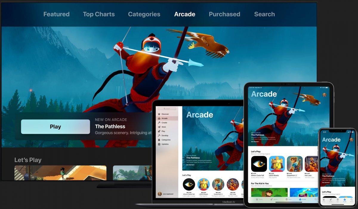 Apple Arcade darf ausprobiert werden