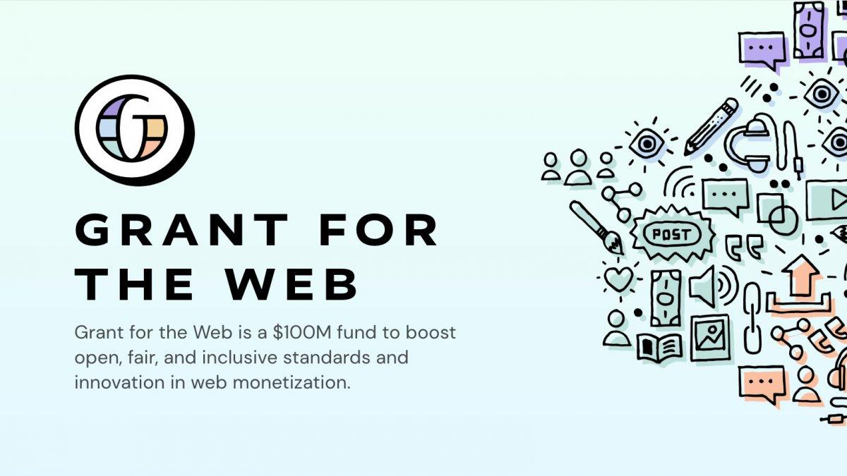 Grant for the Web: 100 Millionen Dollar für neue Online-Geschäftsmodelle