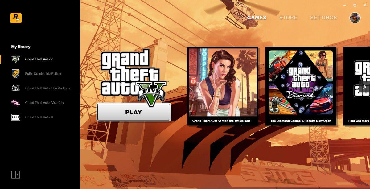 Rockstar startet eigenen Launcher und verschenkt GTA San Andreas