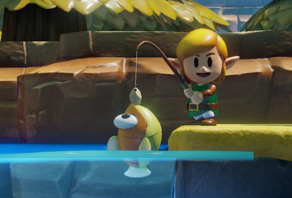 Zelda Link's Awakening im Test: Melancholisch erhebendes Remake