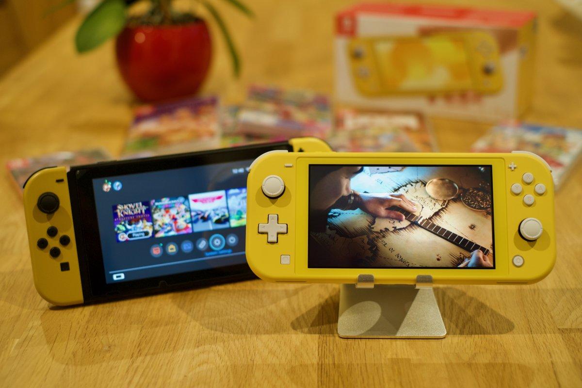 Nintendo Switch Lite im Test: Kleines Format, große Kompromisse