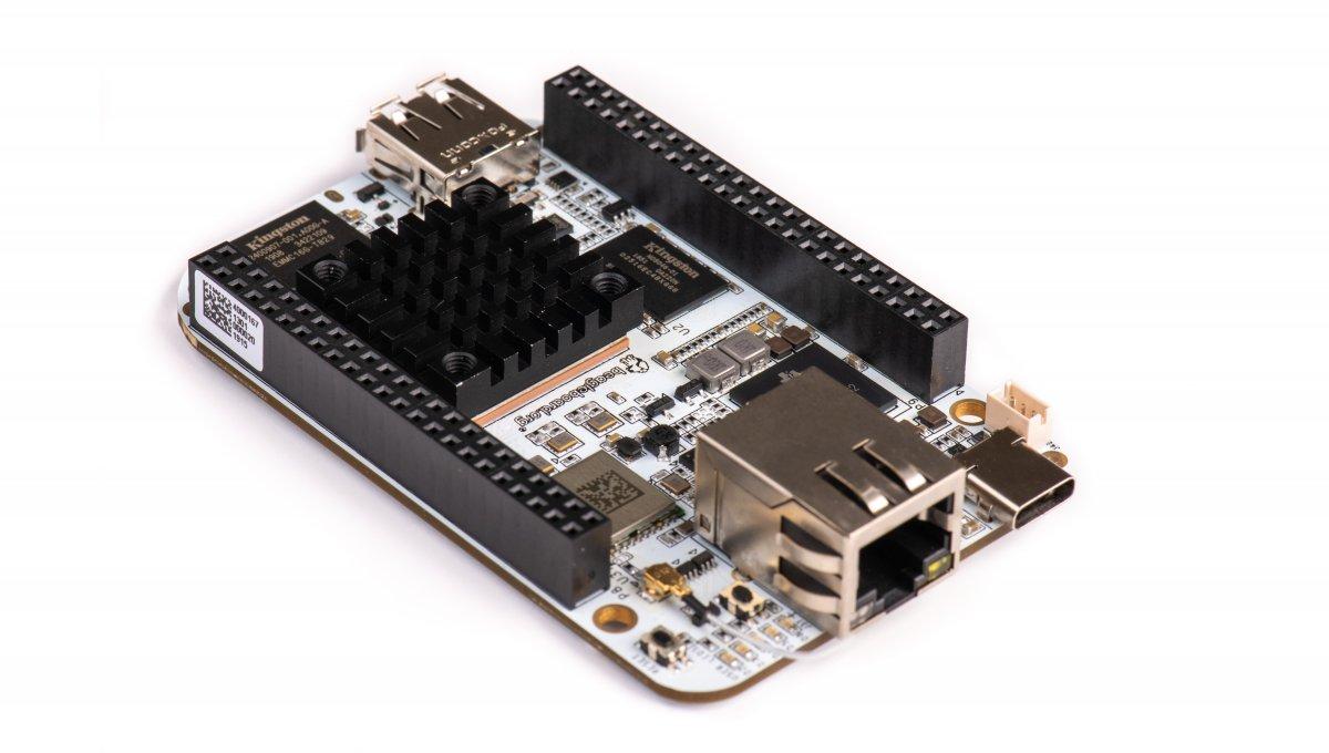 BeagleBoard setzt auf Künstliche Intelligenz