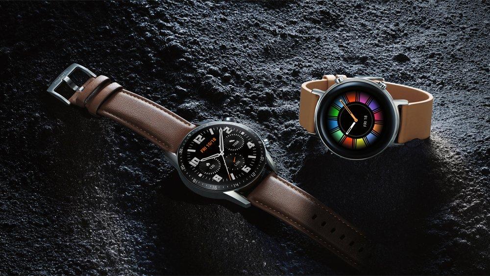 Watch GT 2: Kleines Upgrade für Huaweis Smartwatch