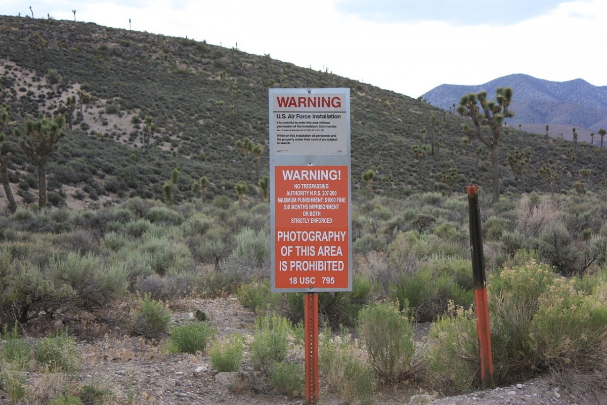 Sturm auf Area 51 und Alien-Festival: Kein Notstand, wenige Tausend Besucher
