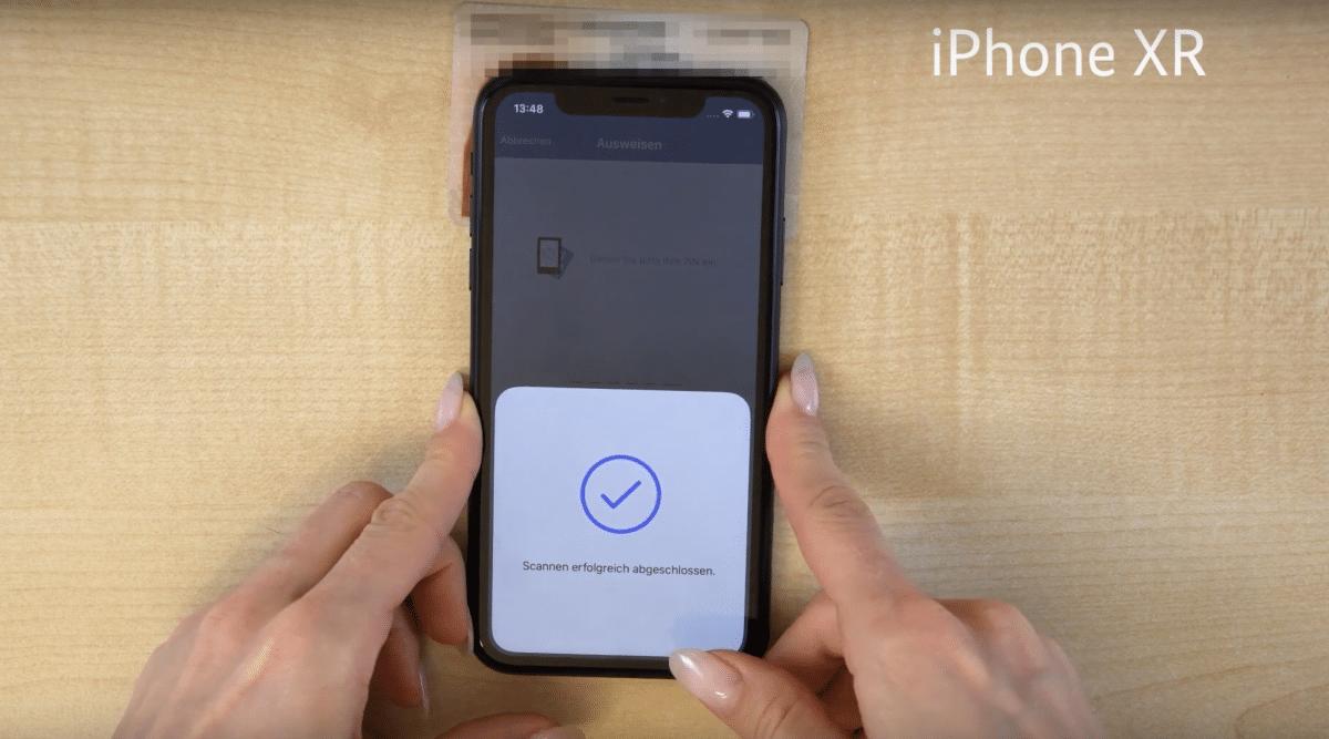 Perso mit eID: AusweisApp2 für iOS 13 verfügbar