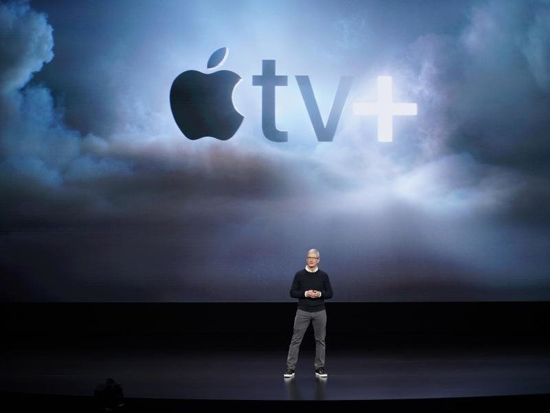 TV+: Apple hat ein Europa-Problem