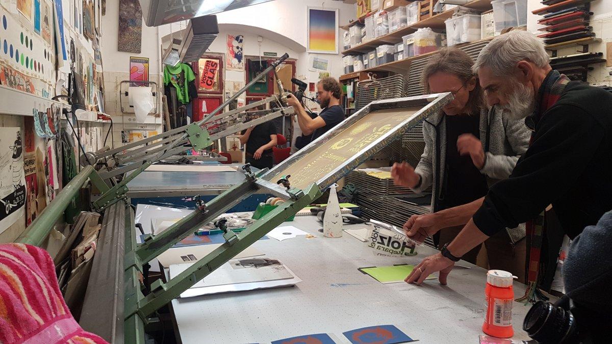 Werkstattberichte: Neues aus den Fablabs und der Makerszene