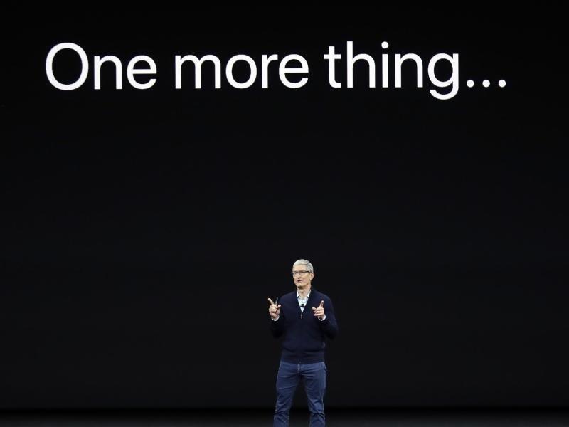 Apple: Was im Oktober noch an neuer Hardware kommen könnte