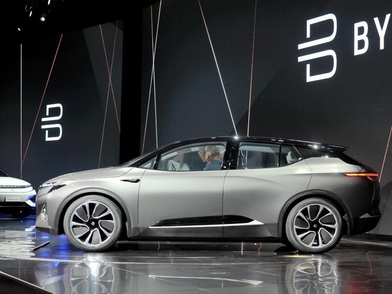 Elektroauto-Startup Byton: Nach IAA-Erfolg Priorität für Europa