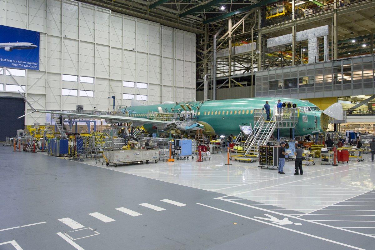 Boeing 737 Max: Whistleblower prangert fehlende Sicherheitskultur bei Boeing an