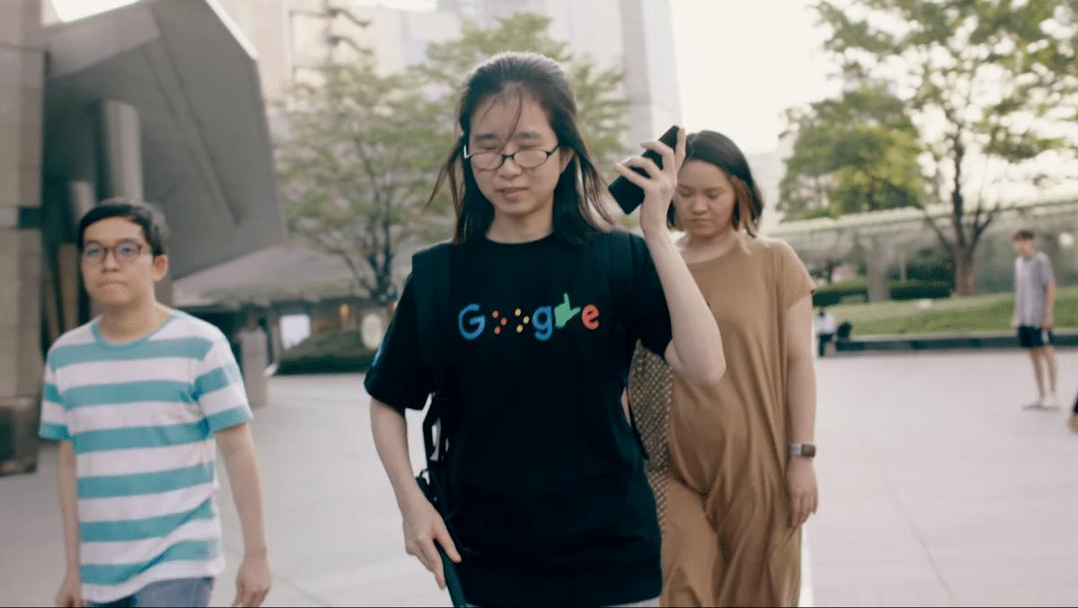 Google Maps bietet Sprachführung für Sehbehinderte an