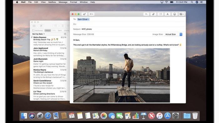 Apple Mail unter Catalina kann Daten beim Upgrade verlieren