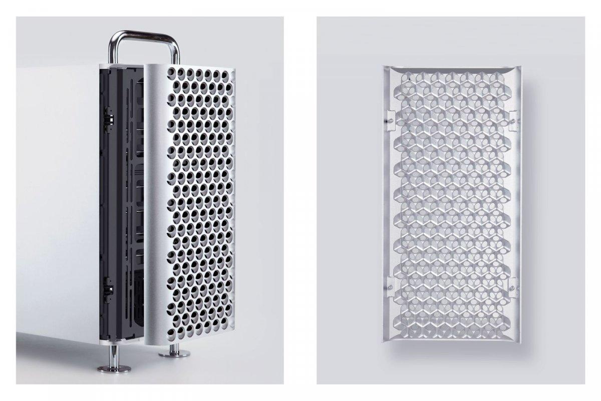PC-Gehäuse klont neuen Mac Pro