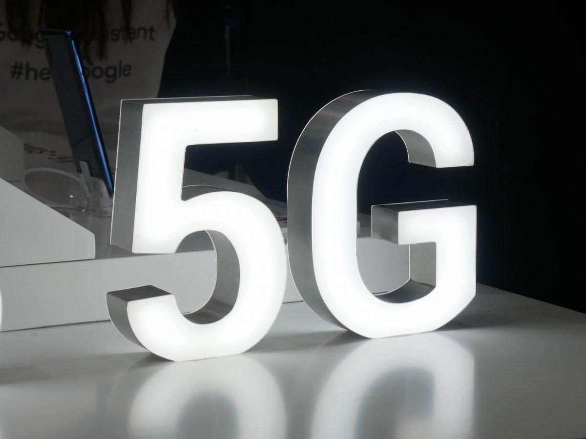5G-Geschwindigkeitsrekord: 3,67 GBit/s Downstream trotz geringer Bandbreite
