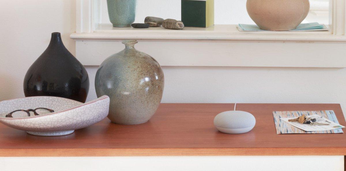 Google: Nest Mini bekommt bessere Lautsprecher