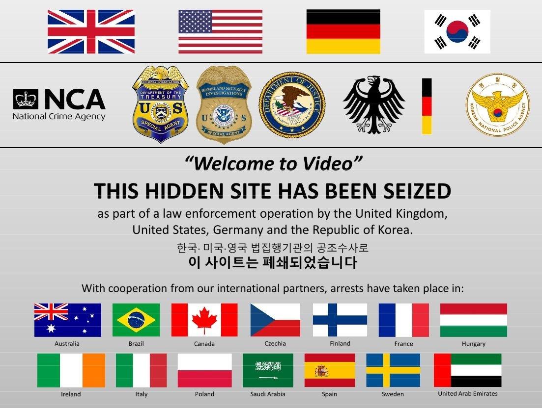 Darknet-Plattform für Kinderpornos: Ermittler nehmen 337 Nutzer fest
