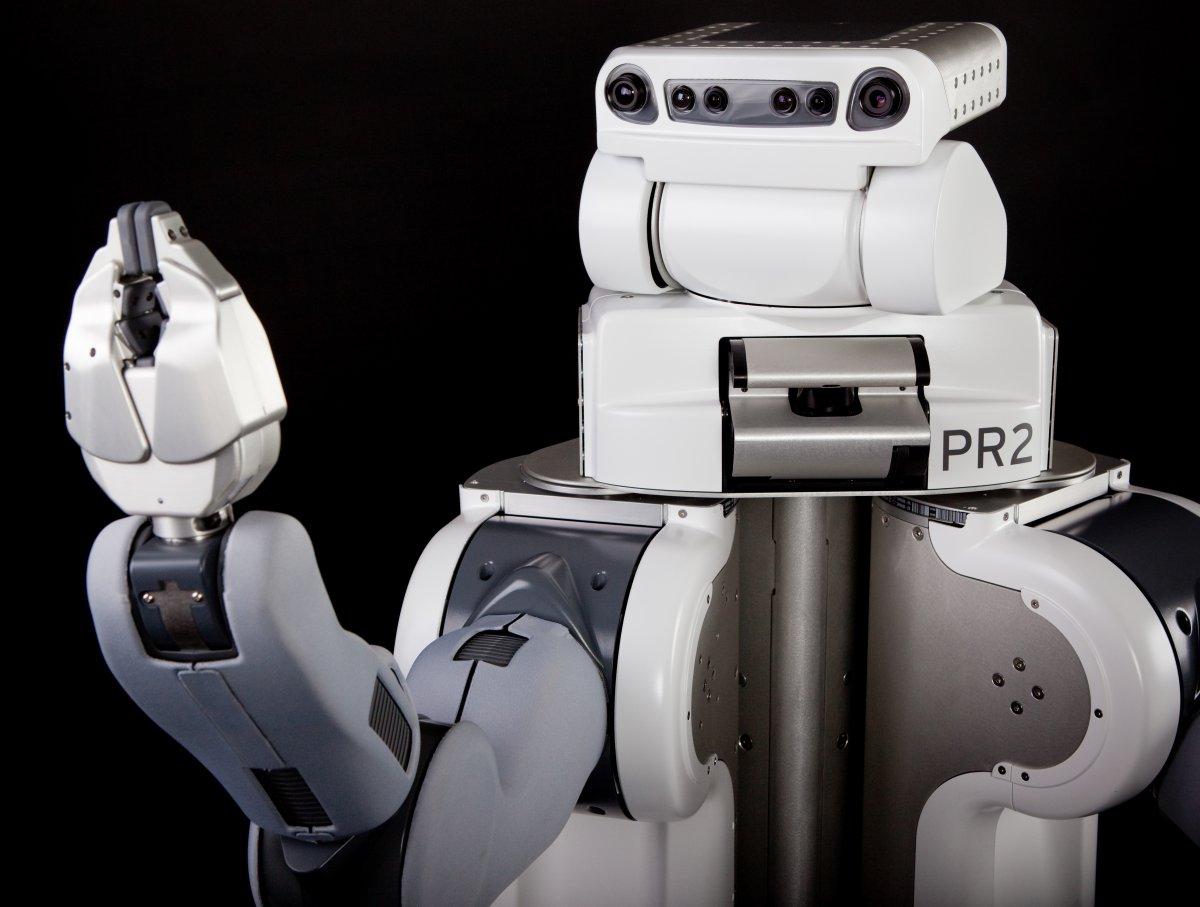 Roboter-Konferenz Humanoids: Wenn Roboter über lockere Schrauben stolpern