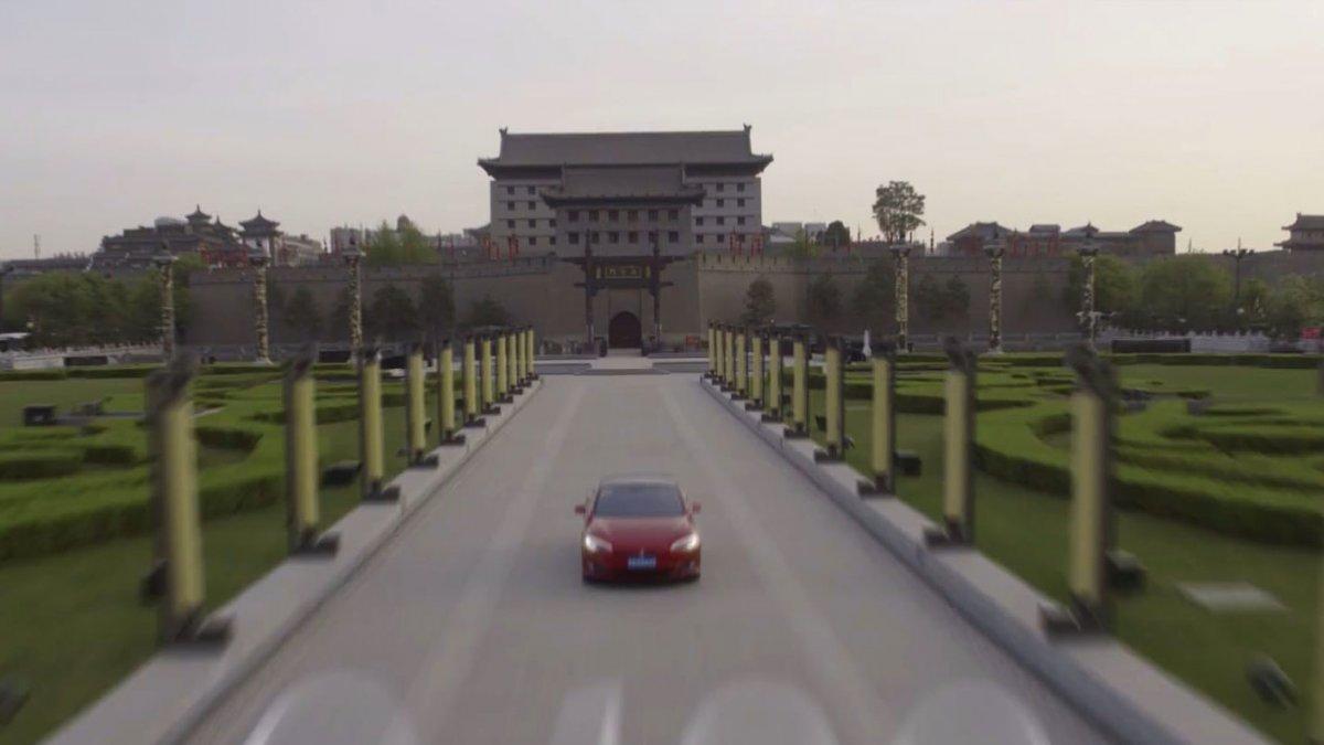 Tesla darf Elektroautos in China herstellen