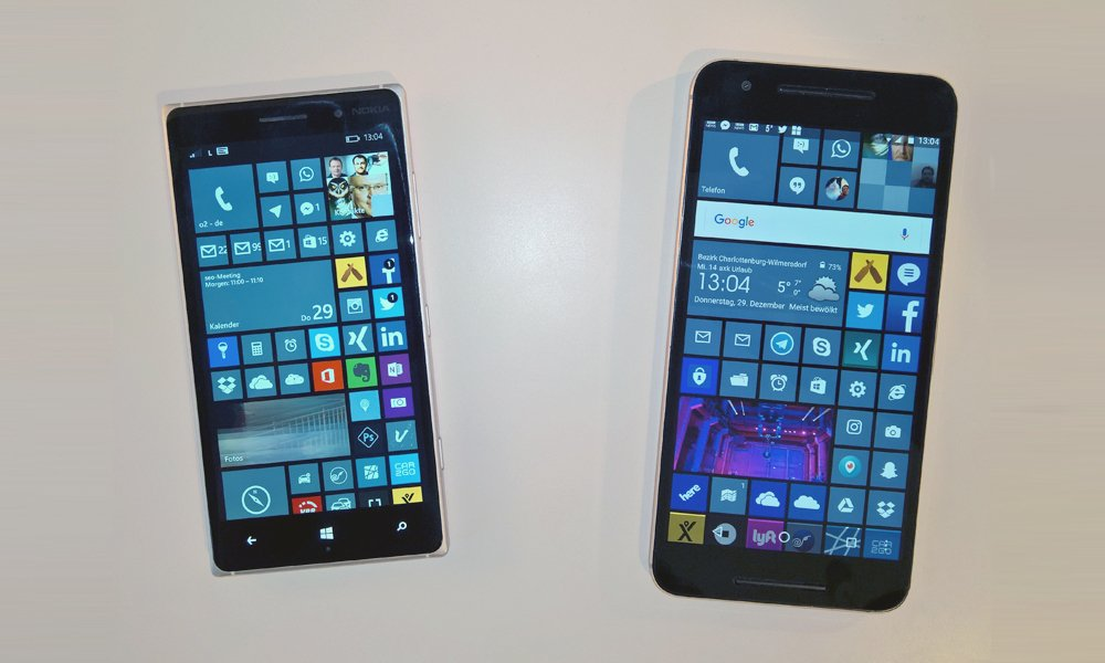 Windows Phone 8.1: Microsoft sperrt den Laden zu