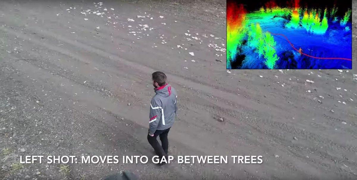 Ohne Regisseur: KI-Drohne erstellt selbstständig cineastische Filmsequenzen