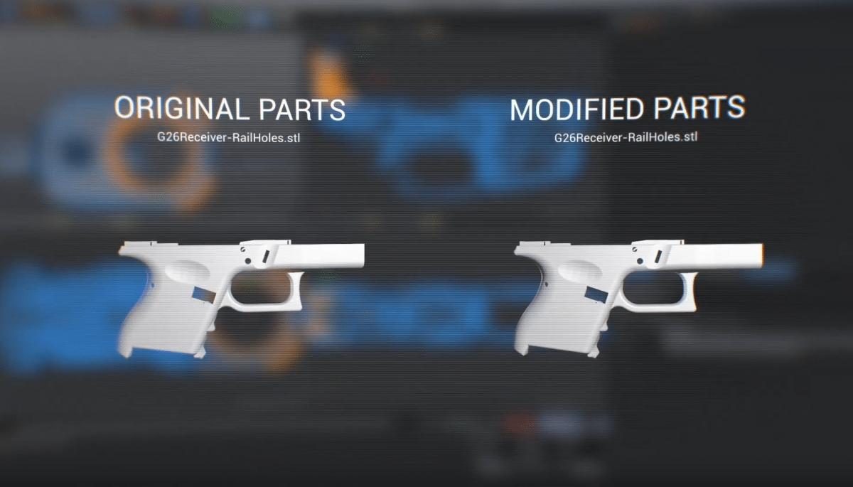 Dagoma: Software soll das 3D-Drucken von Schusswaffen verhindern