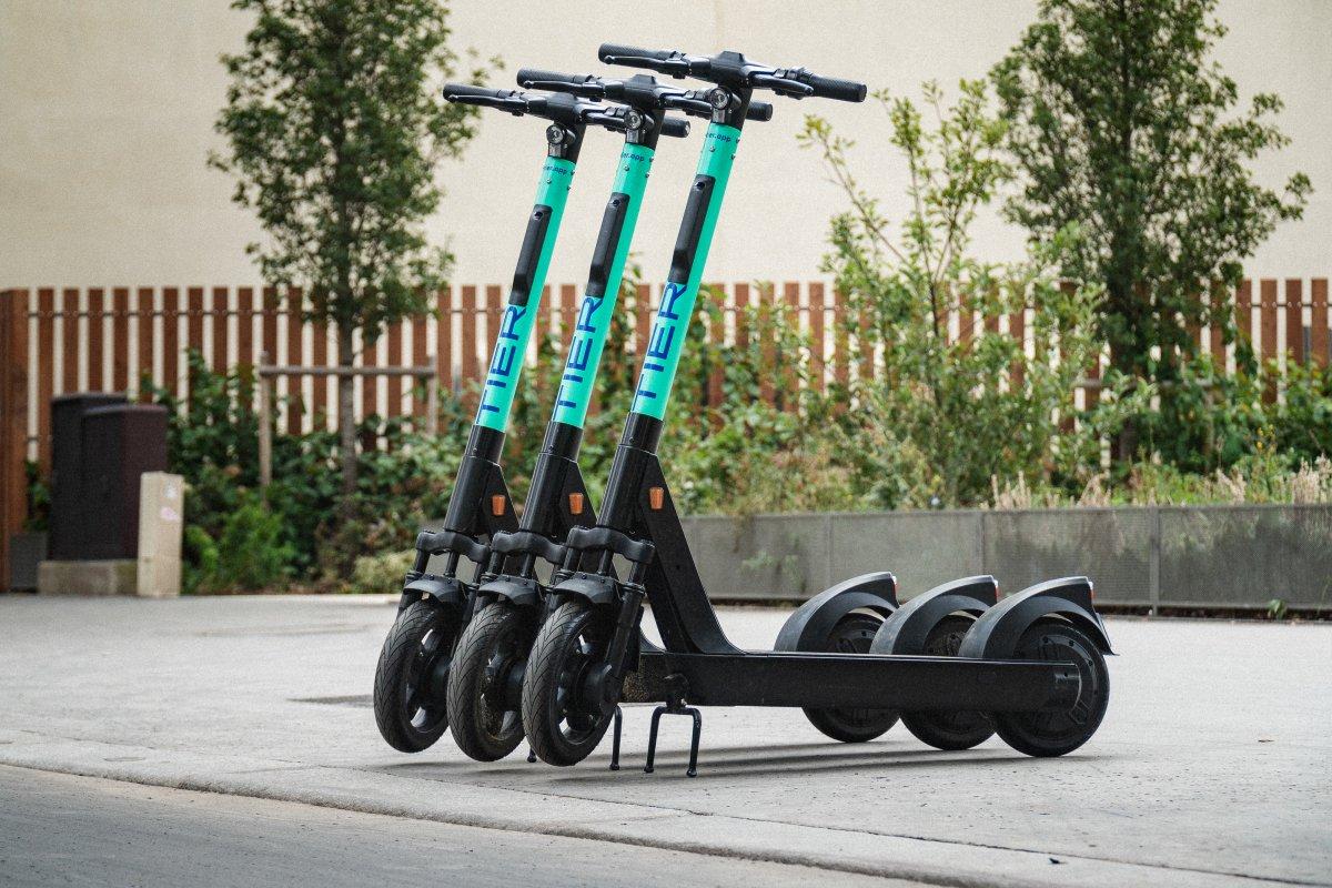 Anbieter von E-Scootern bereiten sich auf den Winter vor