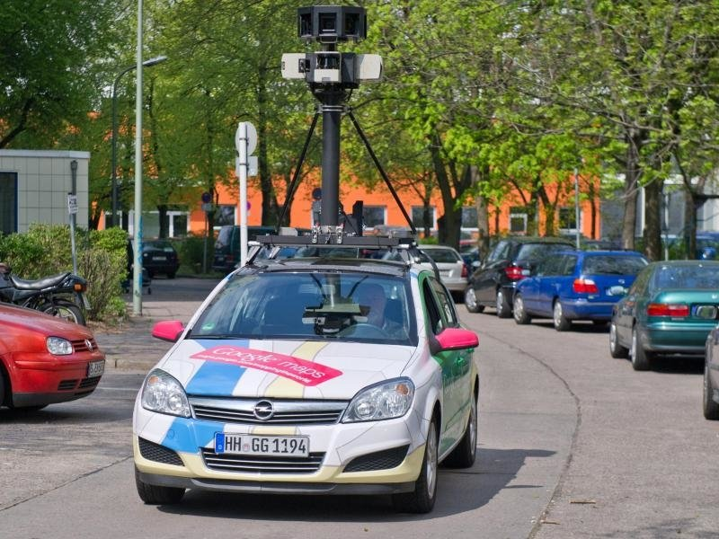EU-Regelung für Google Street View könnte Ende der Verpixelung bedeuten