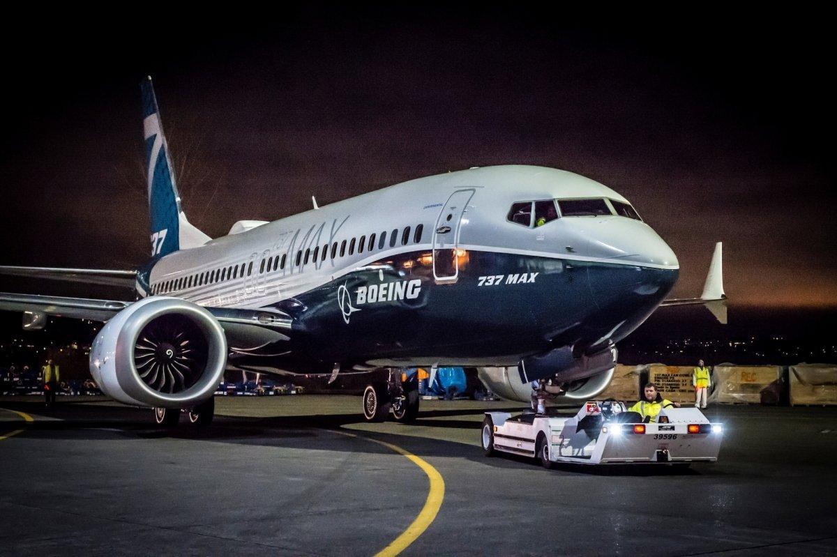 Boeing 737 Max: Dokument belastet Flugzeughersteller