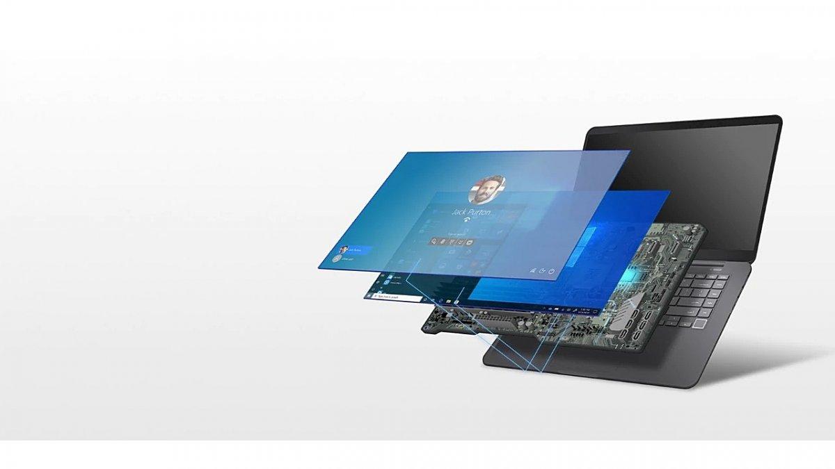 """Windows 10: """"Secured-core PCs"""" mit mehr Schutz gegen Firmware-Attacken"""