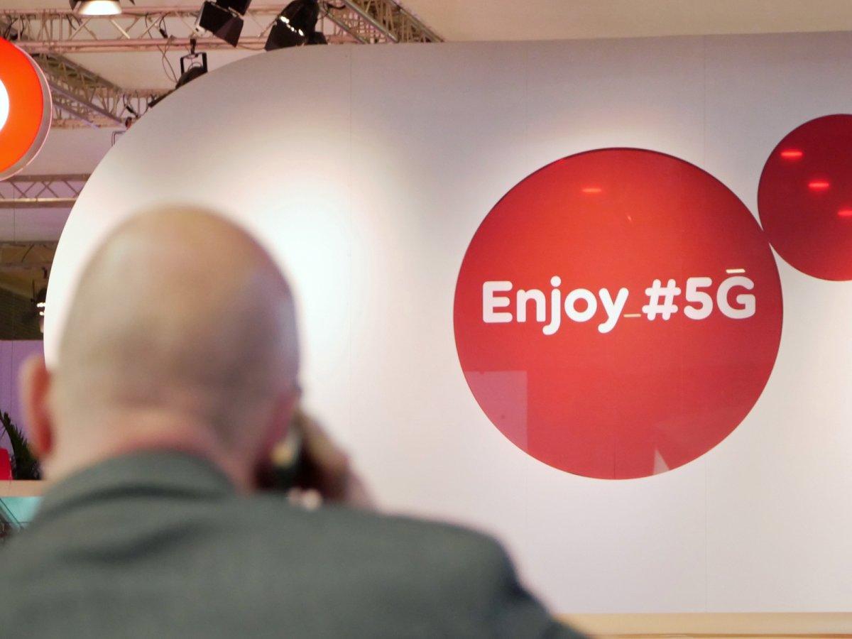 """5G-Ausbau: """"Wir sind in Deutschland viel zu langsam"""""""