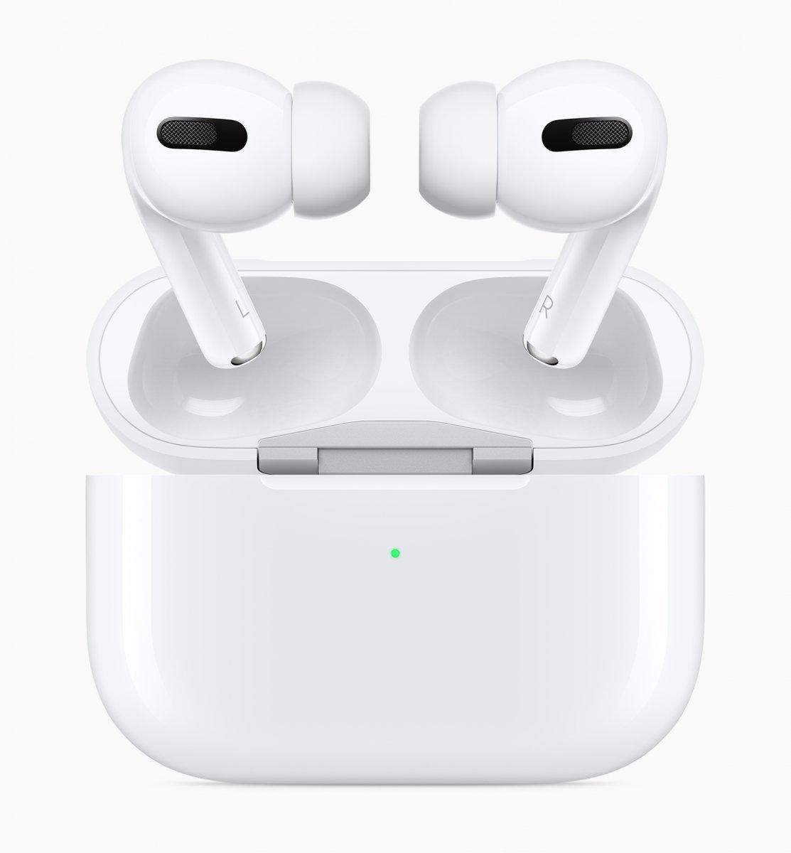 Apple stellt AirPods Pro vor – mit aktiver Geräuschunterdrückung