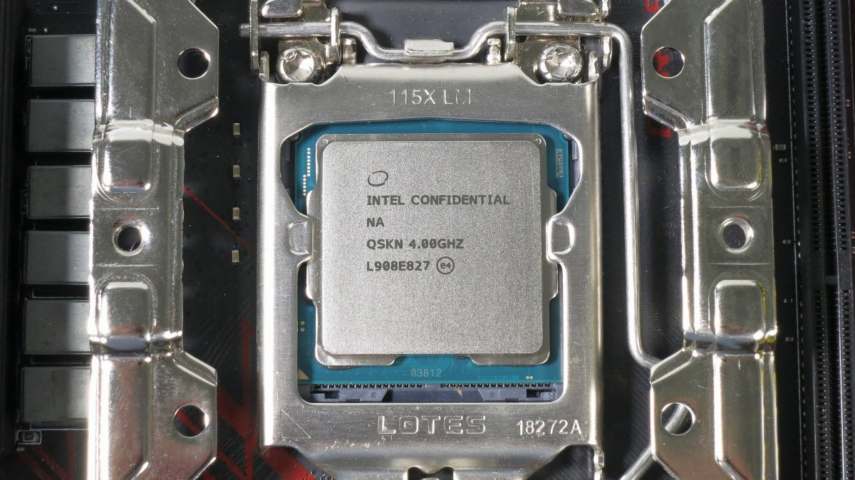 Core i9-9900KS im Test: Intels Gaming-Topmodell hat's schwierig gegen AMDs Ryzen