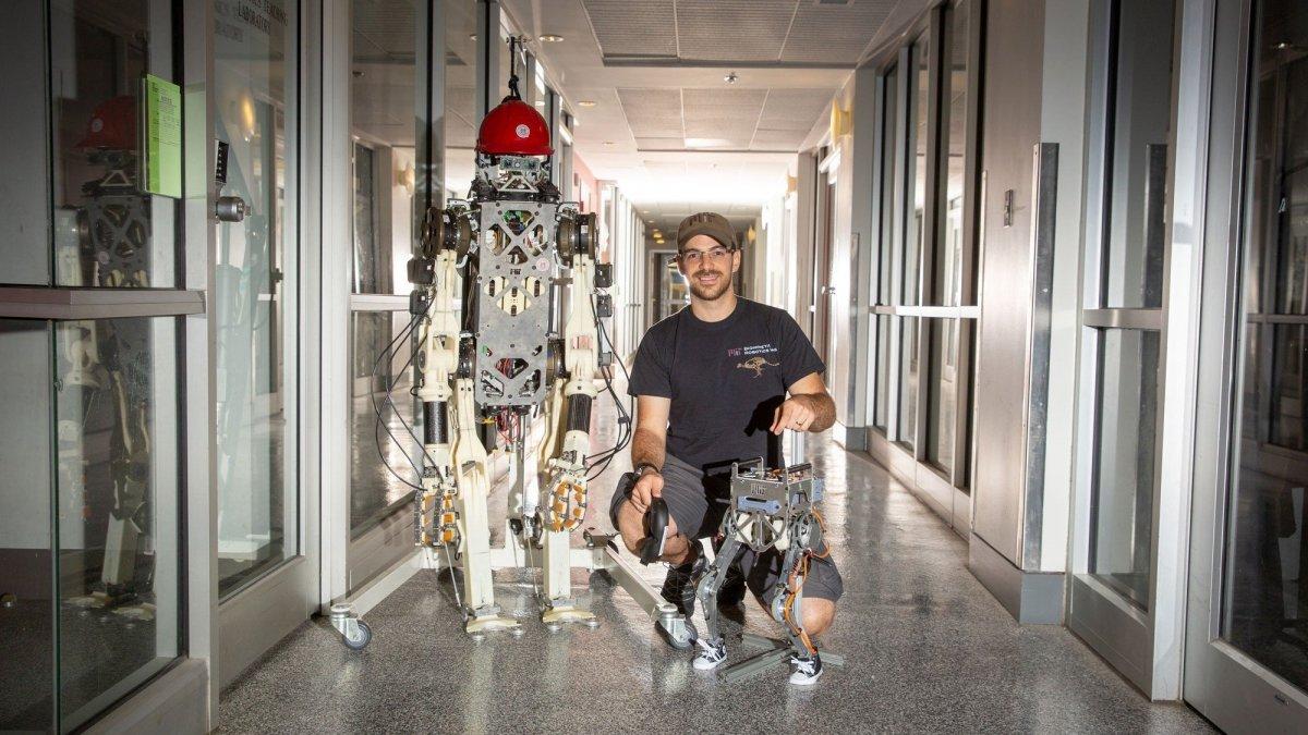 Mensch-Maschine-Verbindung: Imitation lässt Roboter genau arbeiten