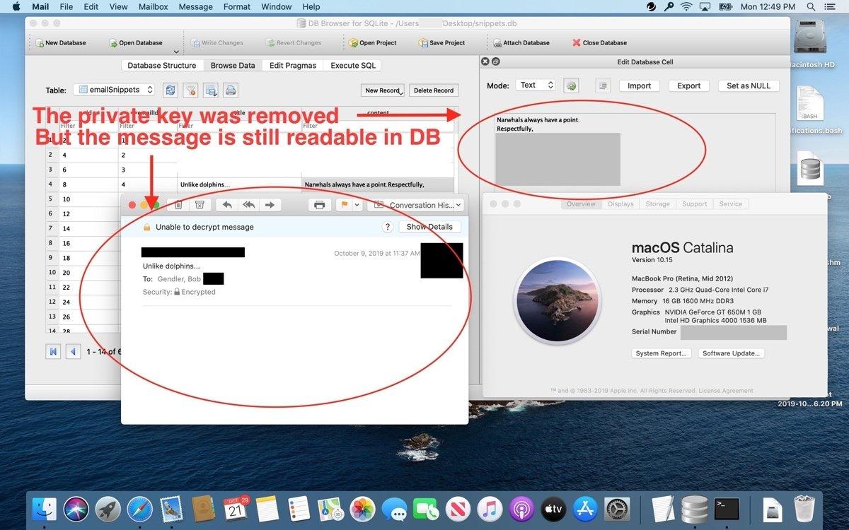 Fix für Siri-Verschlüsselungsproblem in Arbeit