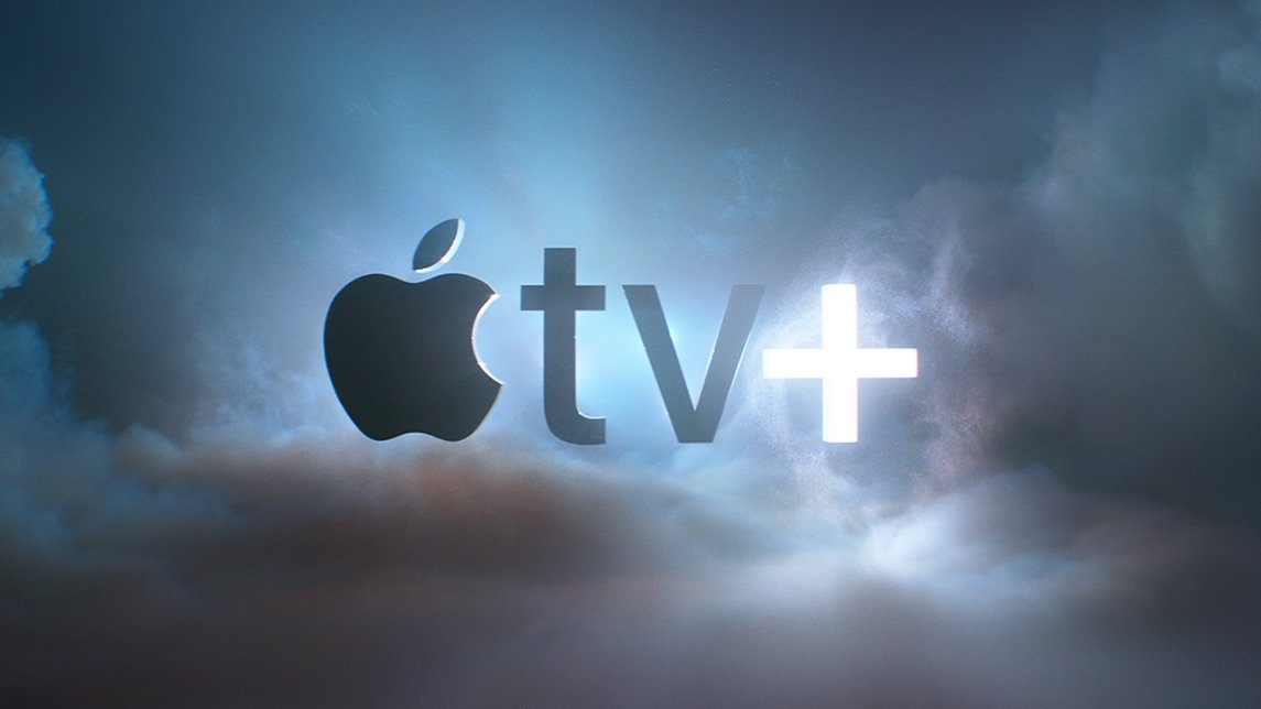 Apple-TV+-Show voller Apple-Produkte