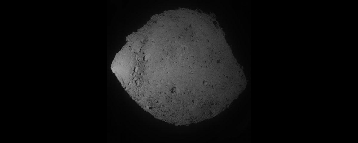 Asteroidensonde Hayabusa2 beginnt ihren Rückflug zur Erde