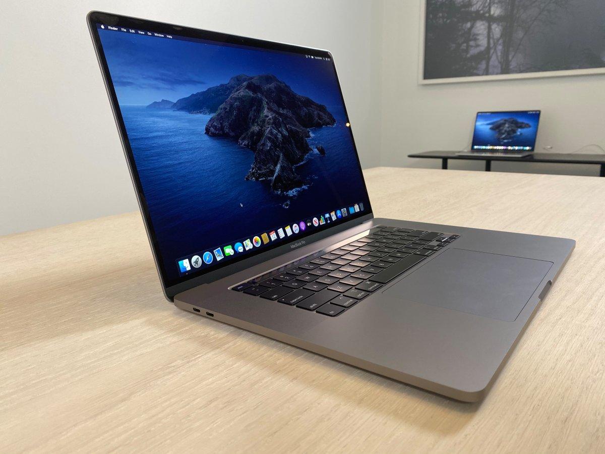 """Hands-on: Apples neues MacBook Pro mit 16""""-Display"""