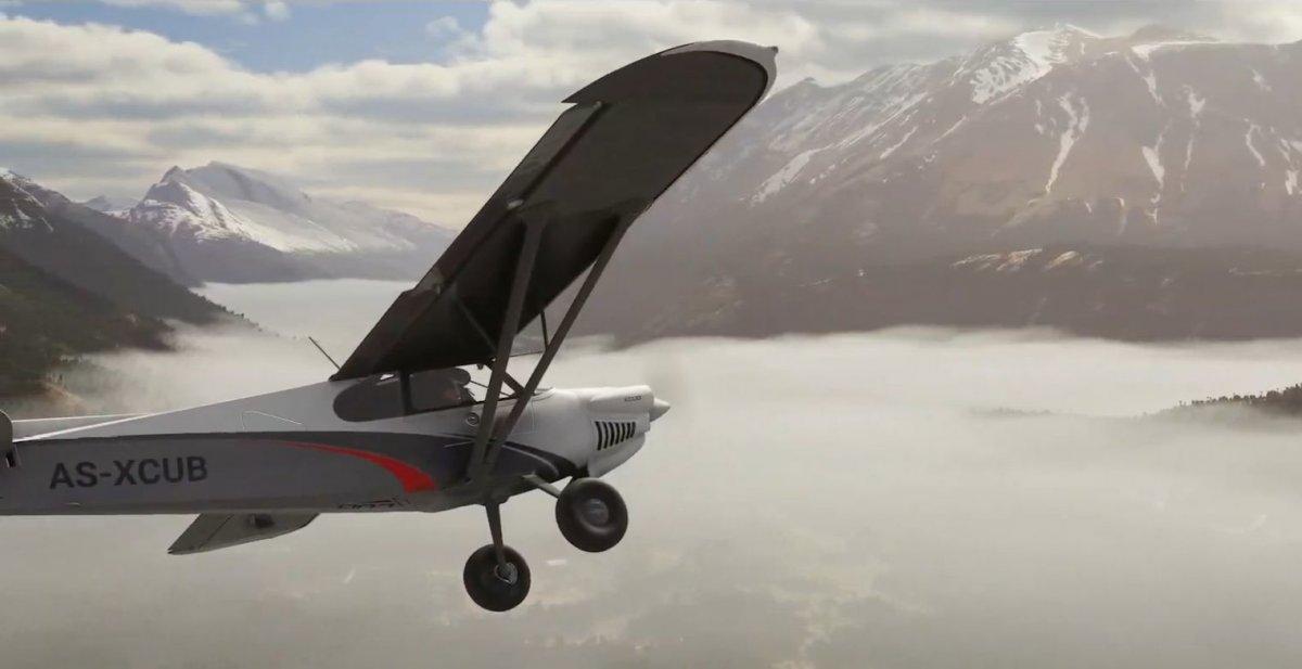 Flight Simulator, Everwild, Wasteland 3: Neue Spiele-Trailer von Microsoft