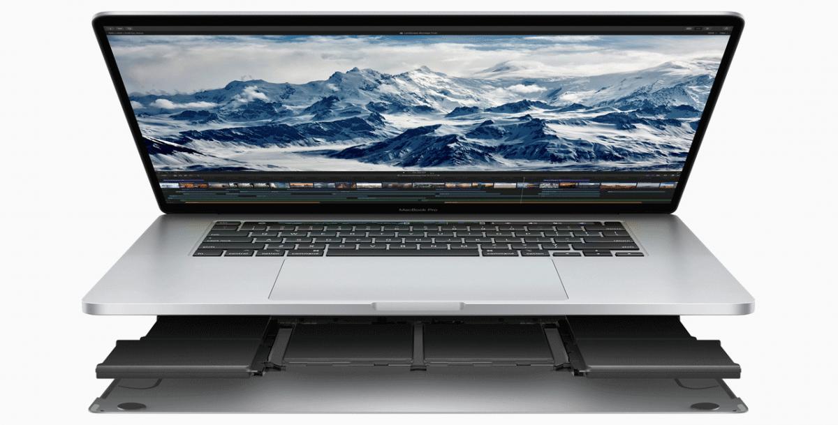"""MacBook Pro 16"""": SSD und Arbeitsspeicher fest verlötet"""