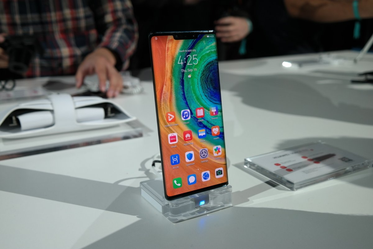 Huawei Mate 30 Pro: Google-freies Handy in Spanien verfügbar