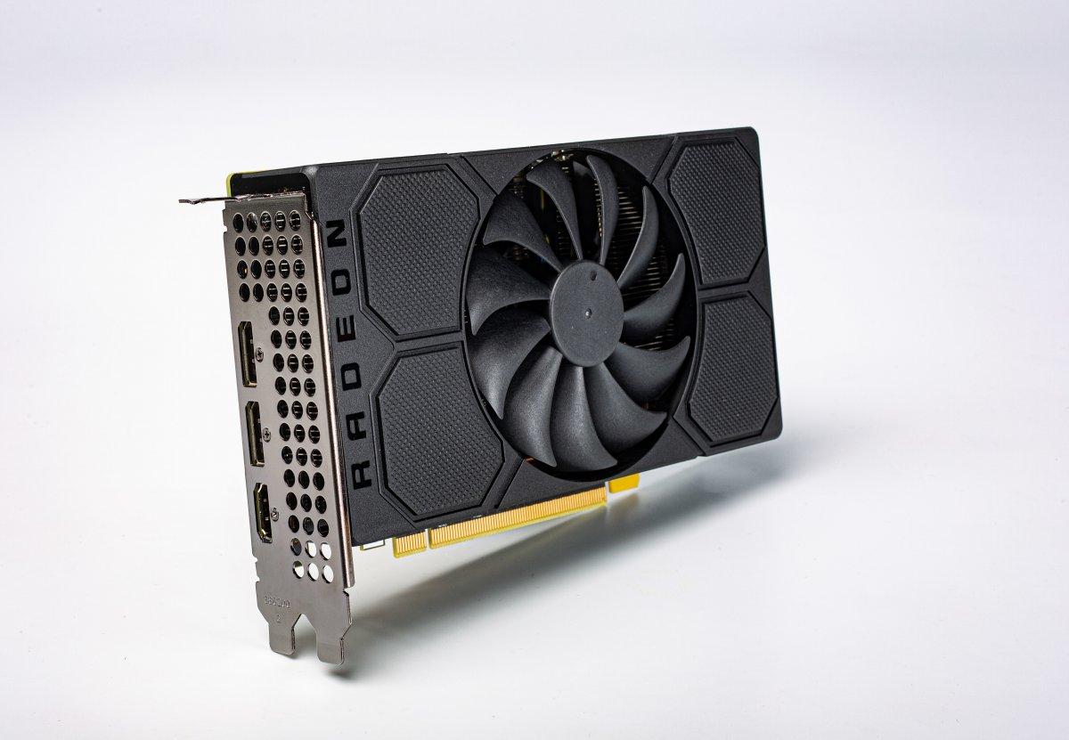 Grafikkarte mit AMD Radeon RX 5500 im ersten Test