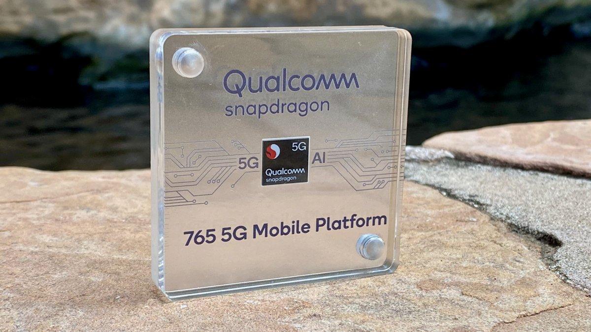 Qualcomm Snapdragon 765: Smartphone-Prozessor mit integriertem 5G-Modem