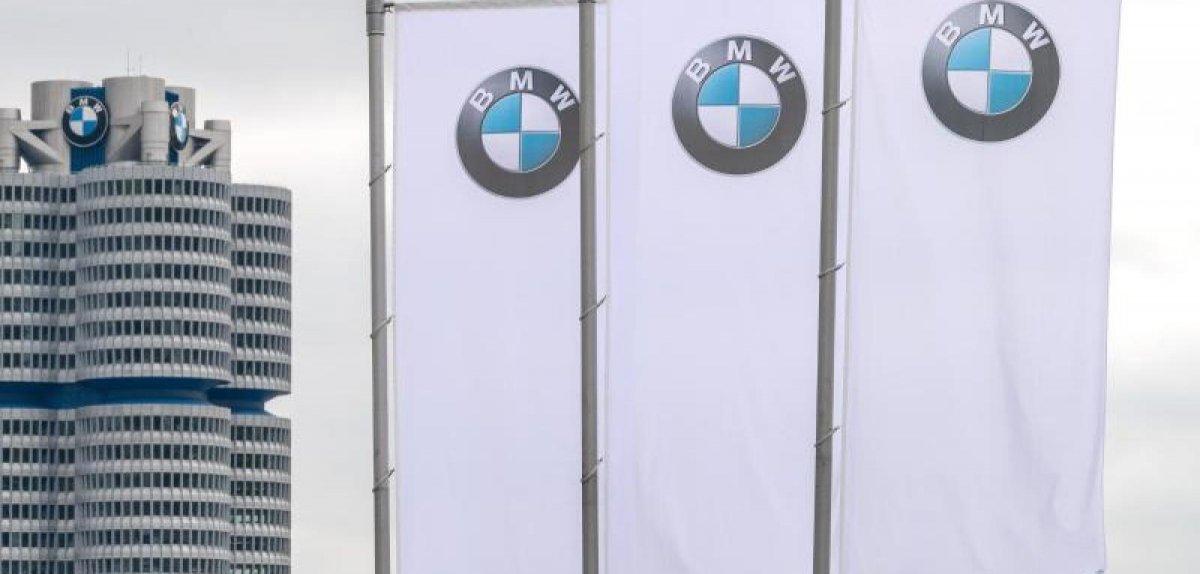 BMW-Netzwerk angeblich ausspioniert