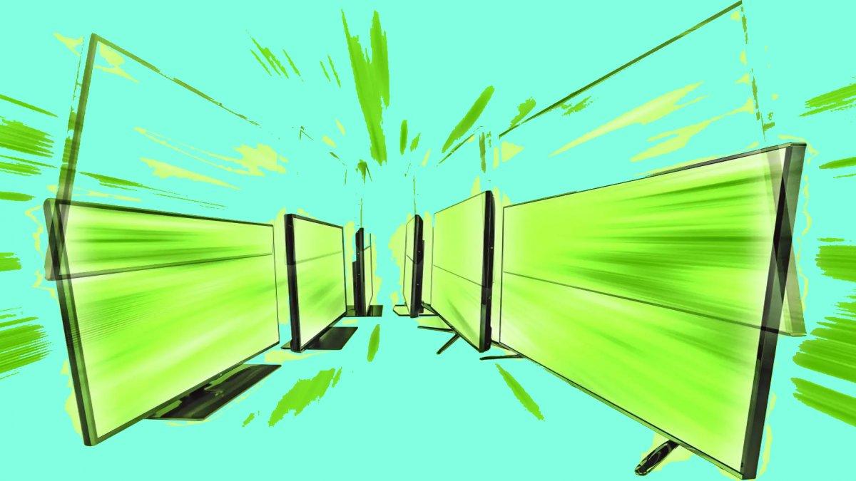 Sieben erschwingliche Fernseher im Test