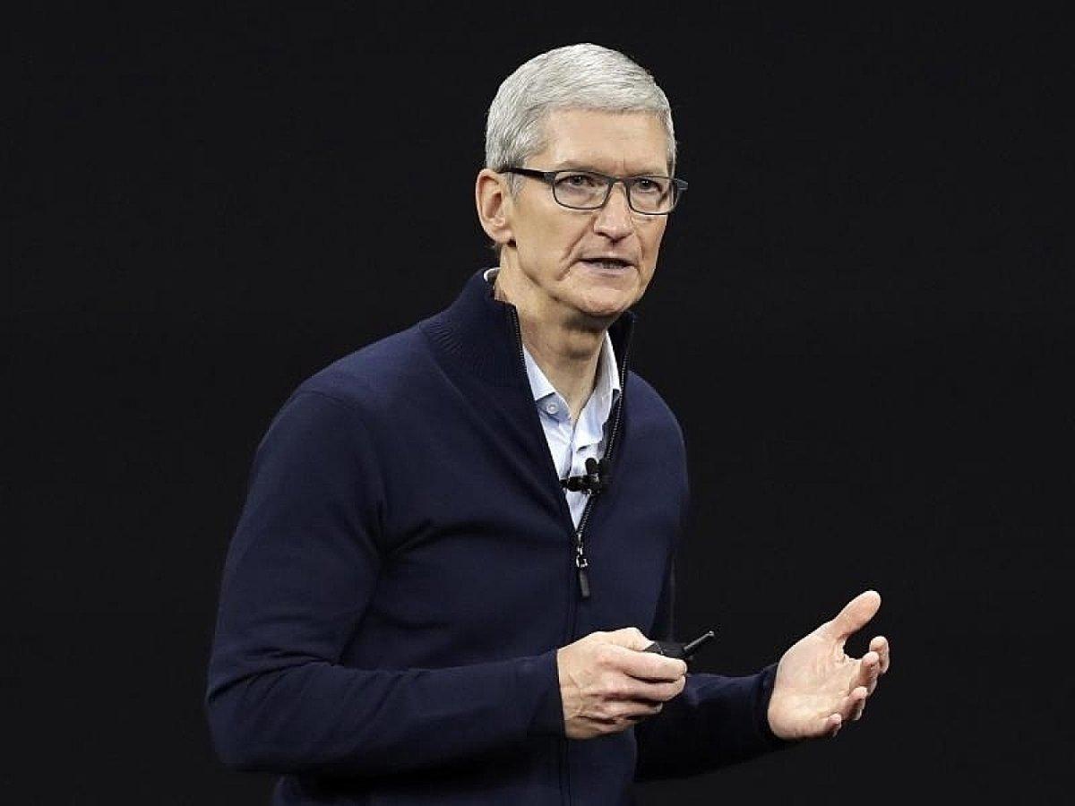 """Apple-Chef Tim Cook: Monopol ohne Missbrauch """"nicht schlimm"""""""