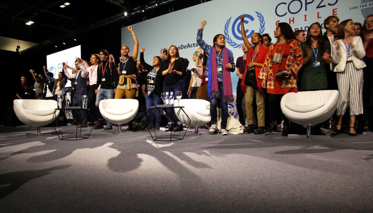 Mühsamer Endspurt für Madrider UN-Klimaverhandlungen