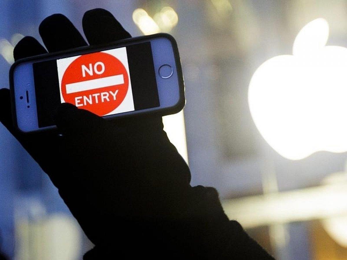 iPhone-Verschlüsselung: Apple weist Vorwürfe des US-Justizministers zurück