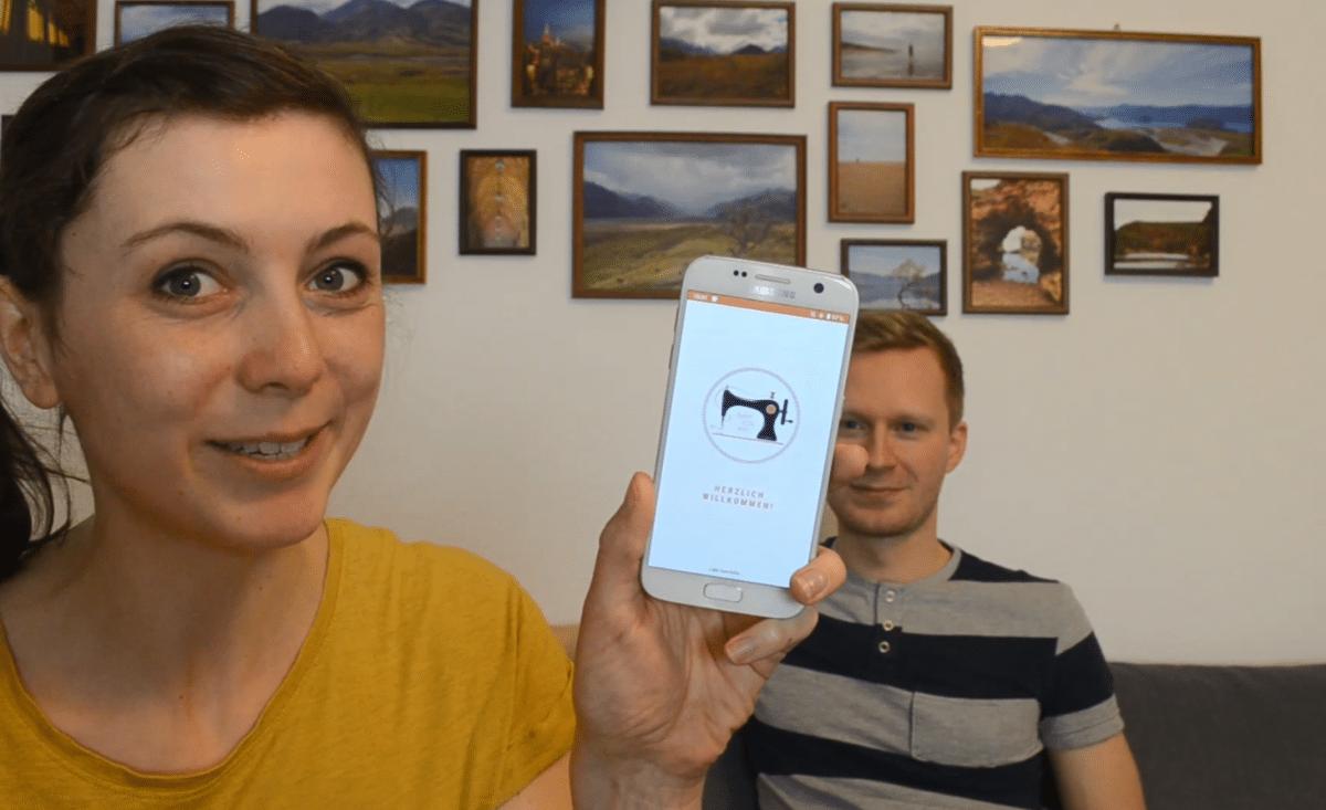 """""""Näh ich mir!""""-App: Crowdfunding für iOS-Version"""