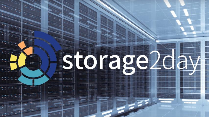 storage2day: Call for Proposals startet